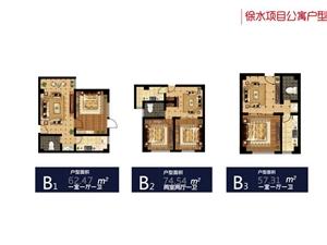 徐水悦溪城公寓1室1厅1卫30万元