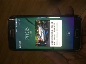 自己有三星S6曲屏手机出售1500,故意者德律风13478839811,地点叶柏寿街里。  9成新