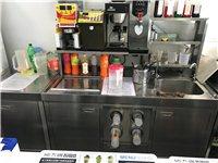 奶茶店设备低价出售,冰箱热水器制冰机封口膜果糖机奶茶桶操作台,有意者请联系。15120696663 ...