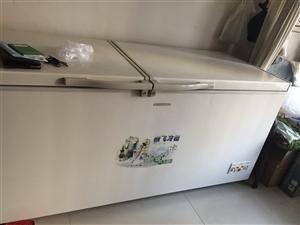 新飞冰柜9成新冷藏冷柜两用,没怎样用,合适饭馆