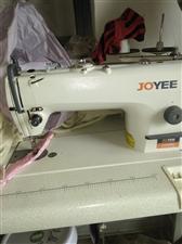 九五成新,品牌电动缝纫机4辆,转让