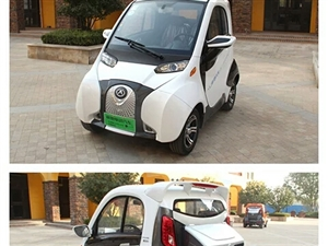 现出售丽驰A01新能源电动汽车,颜色珍珠白,9月份刚买的才三个多月,因换汽车开不着了,接送孩子或上下...