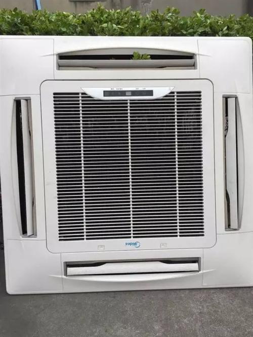 由于店面转让,便宜出售美的中央空调
