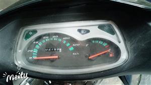 远方125摩托车