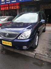 2013年4月入户,车在乐山,可以通过永善恒丰二手车了解此车,可以按揭,按揭可带95000,7座别克...