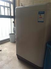 松下洗衣机 因不常在家 现在低价处理