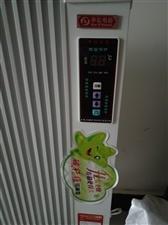 全新碳纤维1600瓦遥控型电加热器,当时买来是怕暖气温度有变化加温用的,但是暖气一直很给力没用上,试...