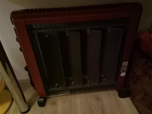 一个格力大取暖器,无辐射自动温控,一个电火桶,可单卖也可一起卖,一起卖250元