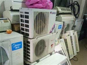 长期出售二手空调,价格便宜,有质量保证!