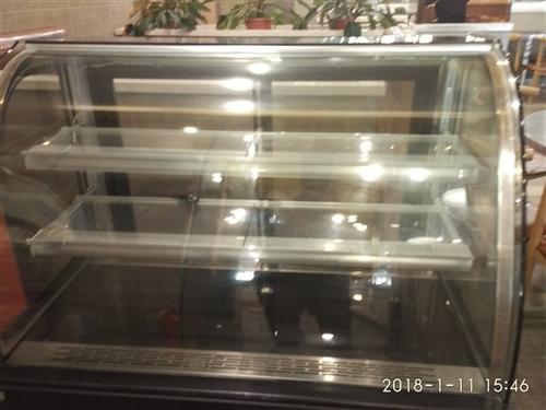 制冷展示柜,九成新,價格可面議。