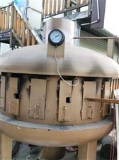 出手铜八卦烤鱼炉一台,烤鱼炉可以  烤鱼 烧烤  烤羊排  烤羊腿    烤鸡   可同时进行。烤出...
