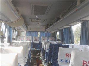 大足及周边7座至61座商务客车租赁