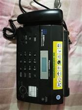 松下传真机,KX-FT872CN,买来安装后基本未使用过,原价800多,有意可联系!