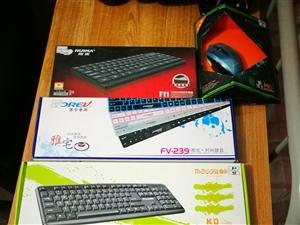 鼠标,键盘,摄像头,新的未拆封的,有意联系!