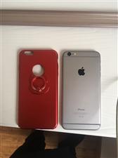 出售苹果6P64G全网通,成色9成新,无划痕,平时都是带保护套。黔江地区当面交易,充电线给小狗咬断了...