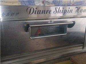 单层双盘电烤箱一台,220/380都可接,买下没怎么用闲置腾房子特便宜处理