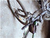 低价出售山地自行车