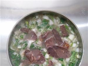 洛阳驴肉鲜汤