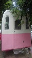 很亲民的电动餐车