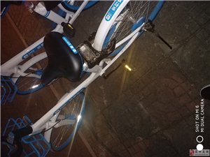 共享单车恶意被破坏