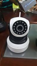 网络摄像头,可随时手机看家中情况,可对讲,红外线防盗360旋转无死角,全新,家中多买了一个,便宜转让