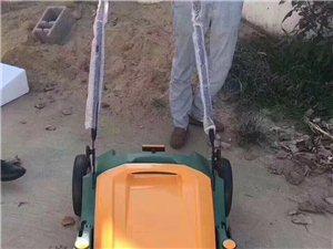 不用油,不用电,手推式环保扫地机