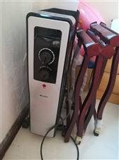 格力(GREE)NDY04-26家用13片加热气片节能油汀取暖器 省电浴室办公室电暖器 京东买的