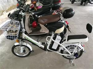 秒蝶新车可折叠电动自行车,48V42公里,超轻便,整车24公斤。接送孩子上学
