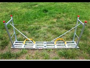 低�r出售一折�B登高架,做刮瓷吊��N�u��b修活路利器,加厚��\�管,�L度1.8米,��35公分啊,升降高...