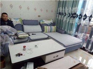 江南新城二期3室2厅2卫2000元/月