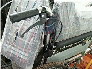 轮椅只用了两次低价转让