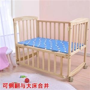 婴儿床,16年夏季购买,基本没怎么用过!