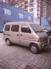 长安之星2004年2月上牌七座面包车