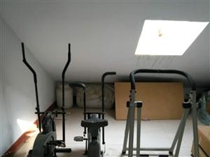 处理一批青岛英派斯健身器材,跑步机,太空漫步机,磁力健身车,骑马机,,,,