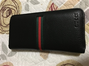 Gucci男士钱包,诚心出,非诚勿扰。