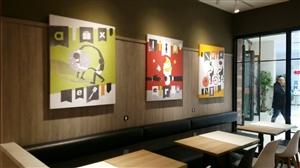 2月6日肯德基涞水汇金城餐厅开业啦!