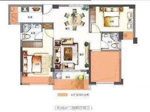 正祥溪山安坻3室1厅1卫76万元