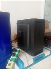 全新台式电脑游戏主机,没有显示器,其他全部有,机械键盘 鼠标 耳机,音响,欢迎咨询。