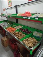 出售蔬菜,水果架,九成新。 如有需要联系!