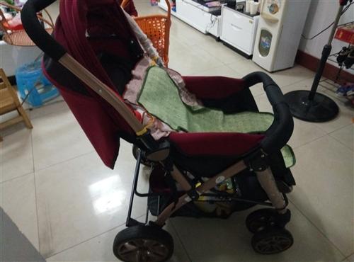 婴儿推车,几乎未使用,9成新。联系电话13979619156