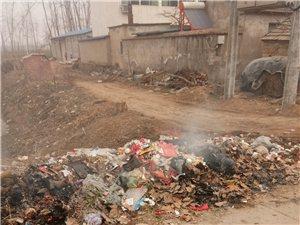 美高梅注册县垃圾堆泛滥没人管理