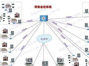 电脑软硬件升级维护,网络搭建,安防监控