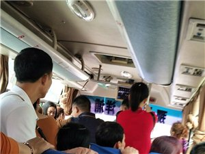 那大至洋浦的班车春节期间超载严重,不顾乘客安全着想,而且胡乱收费涨价,