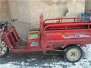 电动三轮车急卖,电瓶刚换几个月,急着去外地,低价卖