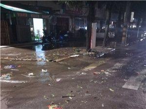 化龙村大路头街为什么污水处理不了,臭死了