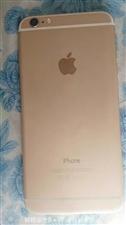 本人自用苹果plus 16G国行 金色,1600出售