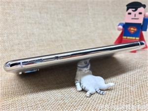 急出一台 iPhone X64G国行有发票这个月5号玉林苹果专卖店买的,手机跟新机一样外观完好无损有...