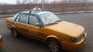 捷达出租车