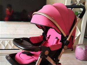 婴儿车,9层新,一口价150元