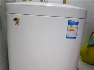 海尔全自动洗衣机 5.5公斤 7成新 甩干有声音 不影响使用 低价处理